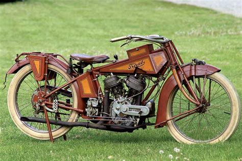 The Mystery Of The 1916 Traub Motorcycle