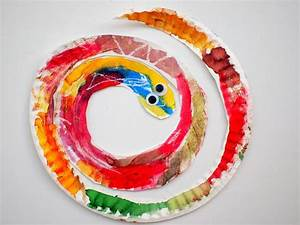 paper plates arts and crafts | find craft ideas