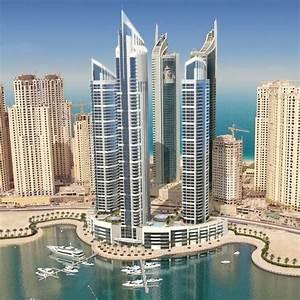InterContinental Dubai Marina now open Tourist — annual