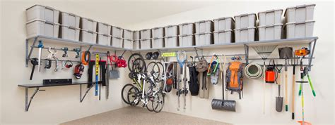 Shelving Your Garage by Garage Shelving Louisville Garage Solutions Louisville
