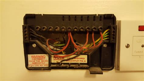 potterton ep2000 room thermostat wiring diynot forums