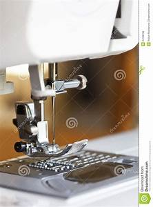 Modern Sewing Machine Royalty Free Stock Photos - Image ...