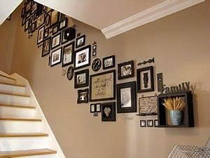Decoration Mur Interieur : decoration mur escalier interieur ~ Teatrodelosmanantiales.com Idées de Décoration