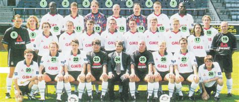 Cottage Corner Fulham by How Many Of These Players Can You Name