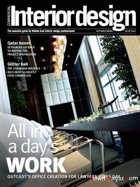 commercial interior design     magazines magazines commumity