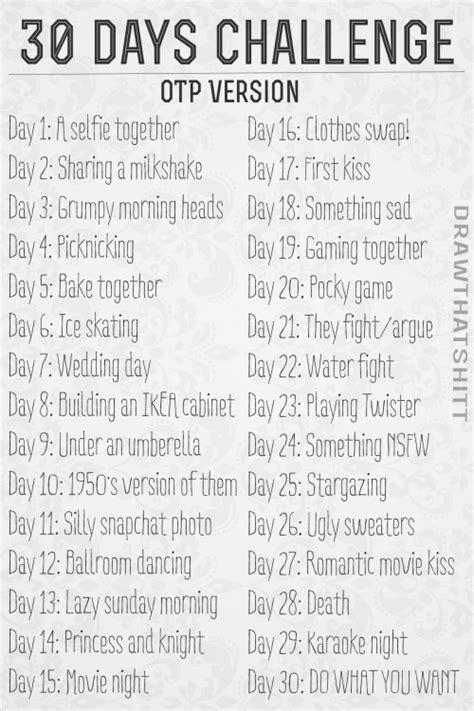 days challenge otp version  day art challenge
