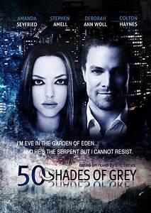 Shades Of Grey Film : 50 shades of grey movie poster by azarela90 on deviantart ~ Watch28wear.com Haus und Dekorationen