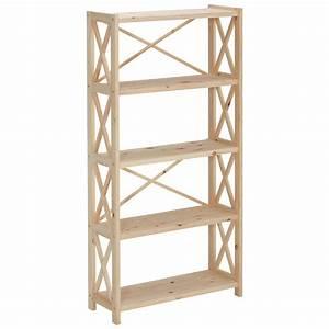 Etagere 80 Cm : etag re magnus brute 5 niveaux largeur 80 cm jysk ~ Teatrodelosmanantiales.com Idées de Décoration