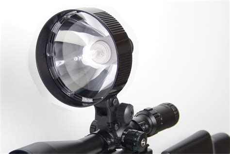 scope mounted lights for scope mounted gun lights
