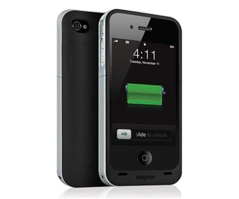 iphone battery pack mophie juice pack air iphone 4 integrated battery