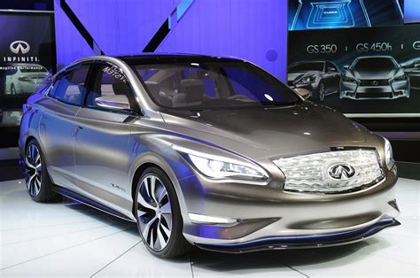 Infiniti Le Concept Will Spawn Production Electric Sedan