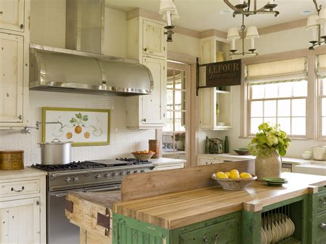 Cottagestyle Kitchens  Traditional Home