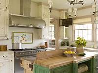 cottage style kitchens Cottage-Style Kitchens | Traditional Home