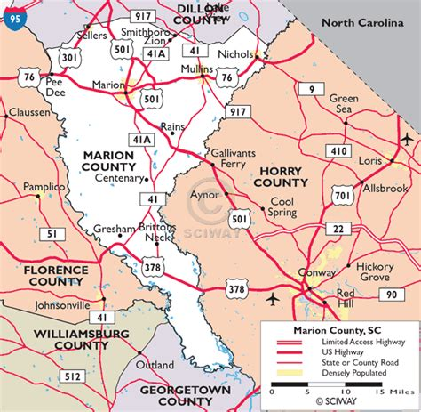 Marion Places - Cities, Towns, Communities near Marion ...
