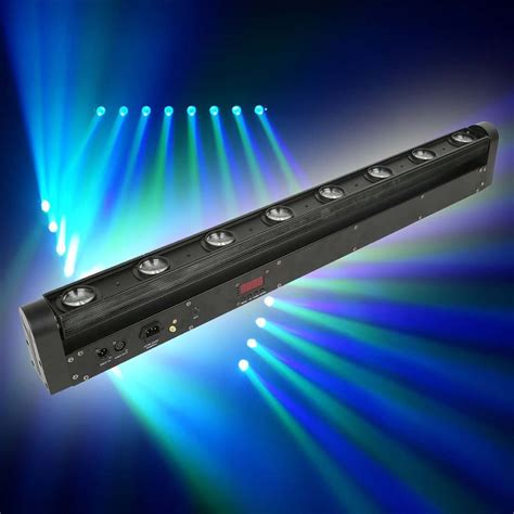 8x12w 100w rgbw 4in1 beam led bar dmx dj stage lighting