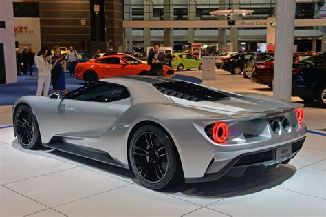 2017 Ford Gt Price, Specs, Review, Top Speed, 0-60, Release