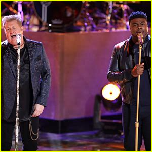 kirk jay live performance rascal flatts join kirk jay for the voice finale