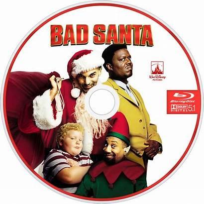 Santa Bad Fanart Movie