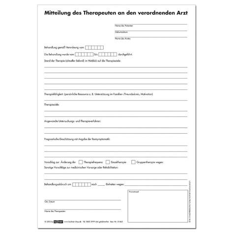 therapiebericht fuer logopaeden praxisbedarf shop buchner
