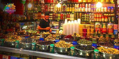 Sarona Market   virtually Israel