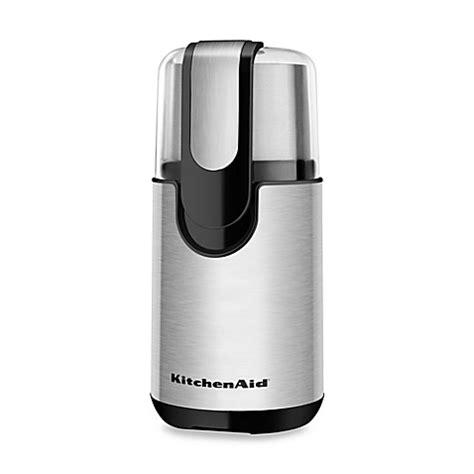 Kitchenaid® 4 Oz Blade Coffee Grinder In Stainless Steel