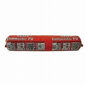 Mastic Colle Polyuréthane : mastic colle polyur thane pu40 emfi gris poche 400 ml ~ Melissatoandfro.com Idées de Décoration
