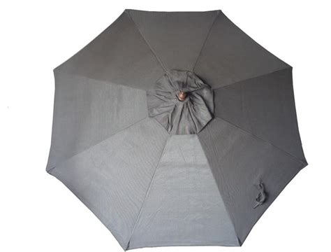 9ft 8 rib polyester patio umbrella replacement canvas