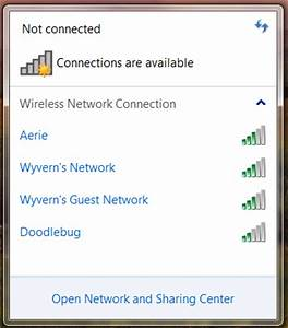 How do I join a secure wifi / wireless network on my Win7 ...