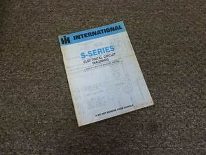 1980 International 1624 1654 1723 1724 Truck Electrical