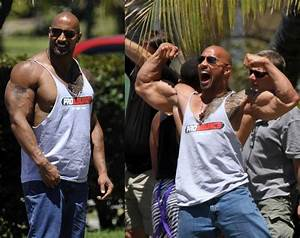 The Rock Pain And Gain Body Muscle Workout