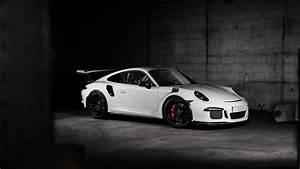 2016 Porsche 911 Gt3 Rs Carbon Techart Wallpaper Hd Car