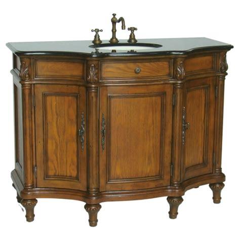 46 inch bathroom vanity 46 inch hamilton vanity