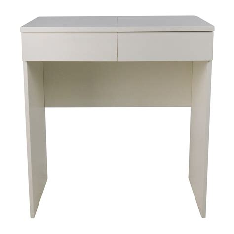 Ikea White Vanity Table by Fold Buy