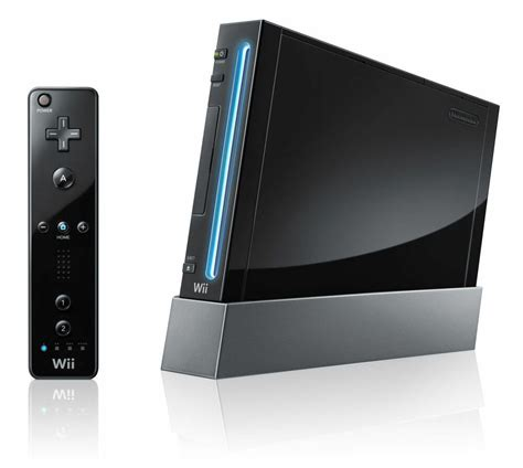 Wii Console by Nintendo Wii Console 1st Plays Ngc Pal Black