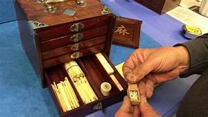 Antique Mah-jongg Set For Sale Online