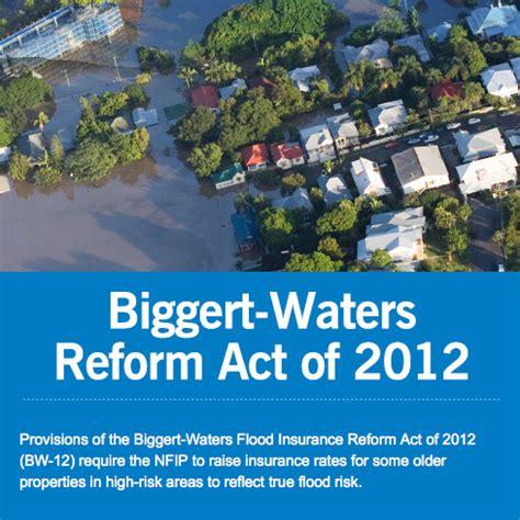 flood insurance update   working   bill