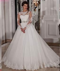 sexy see through long sleeve lace wedding dresses spanish With designer long sleeve wedding dresses