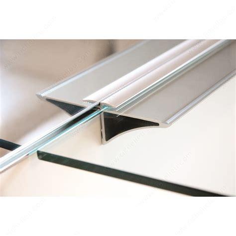 glass shelf supports horizontal glass shelf support richelieu hardware