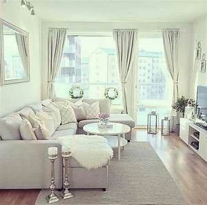 80 cozy apartment living room decorating ideas wholiving With apartment living room decor ideas