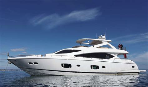 Yacht Uk by Clarity Yacht Charter Sunseeker Yacht 88 Specification