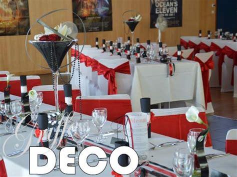 deco de table theme cinema mariage th 232 me cin 233 ma