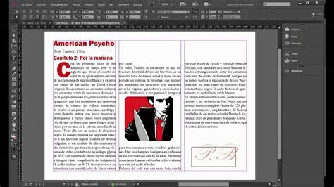 in design tutorial tutorial adobe indesign cc 2014 opciones de separaci 243 n y