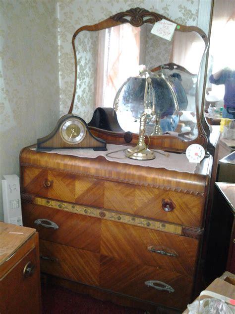 vintage bed set antique vintage waterfall deco bedroom set 1920 39 s