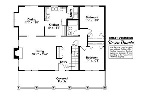 a house plan bungalow house plans alvarado 41 002 associated designs