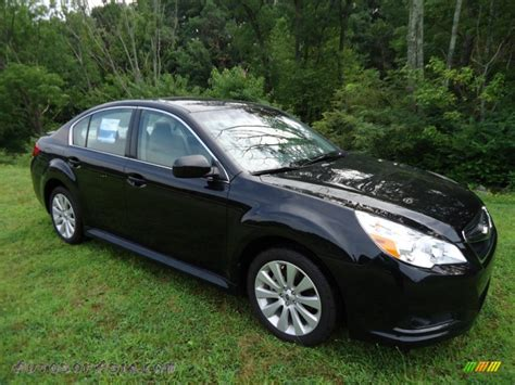 subaru legacy black 2011 subaru legacy 2 5i limited in crystal black silica