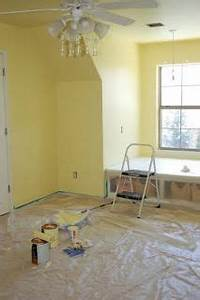 office glad yellow by sherwin williams color us happy With best brand of paint for kitchen cabinets with remove sticker residue from glass