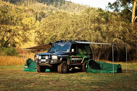 Best 4x4 Awnings And Rooftop Tents For Camping