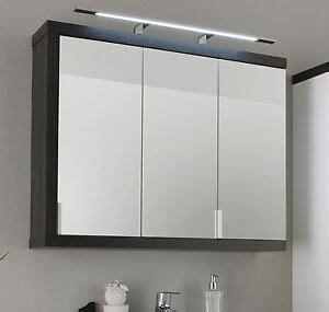 Badezimmer Spiegelschrank Grau by Bad Spiegelschrank 90 Cm 3 T 252 Rig Sardegna Grau Badezimmer