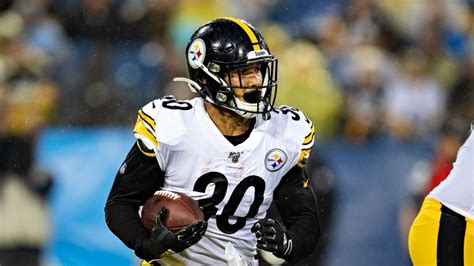 James Conner: Pittsburgh Steelers running back tests ...