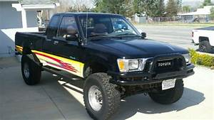 1990 Toyota Xtra Cab Sr5 4x4 Pickup Truck Rebuilt Engine For Sale